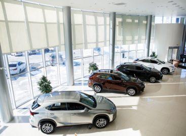 Россияне потратили больше 1,5 трлн рублей на покупку новых легковых автомобилей