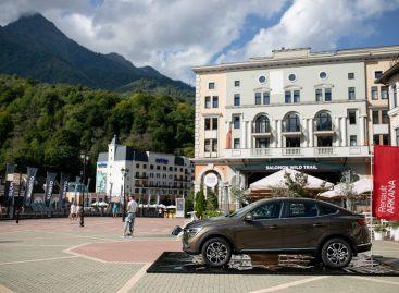 Компания Renault Россия продолжает поддерживать забеги Wild Trail