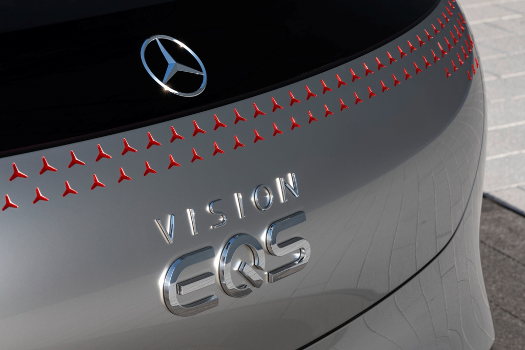 VISION EQS, Mercedes-Benz 2019