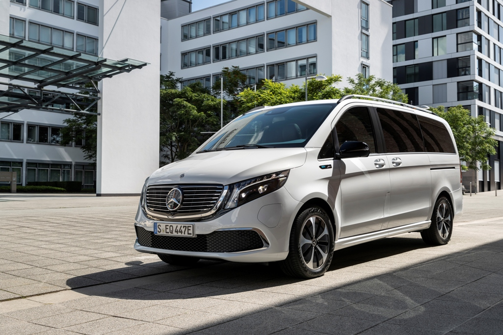 Mercedes-Benz Vans на автосалоне IAA