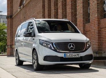 Mercedes-Benz представил свои новые автомобили на автосалоне IAA