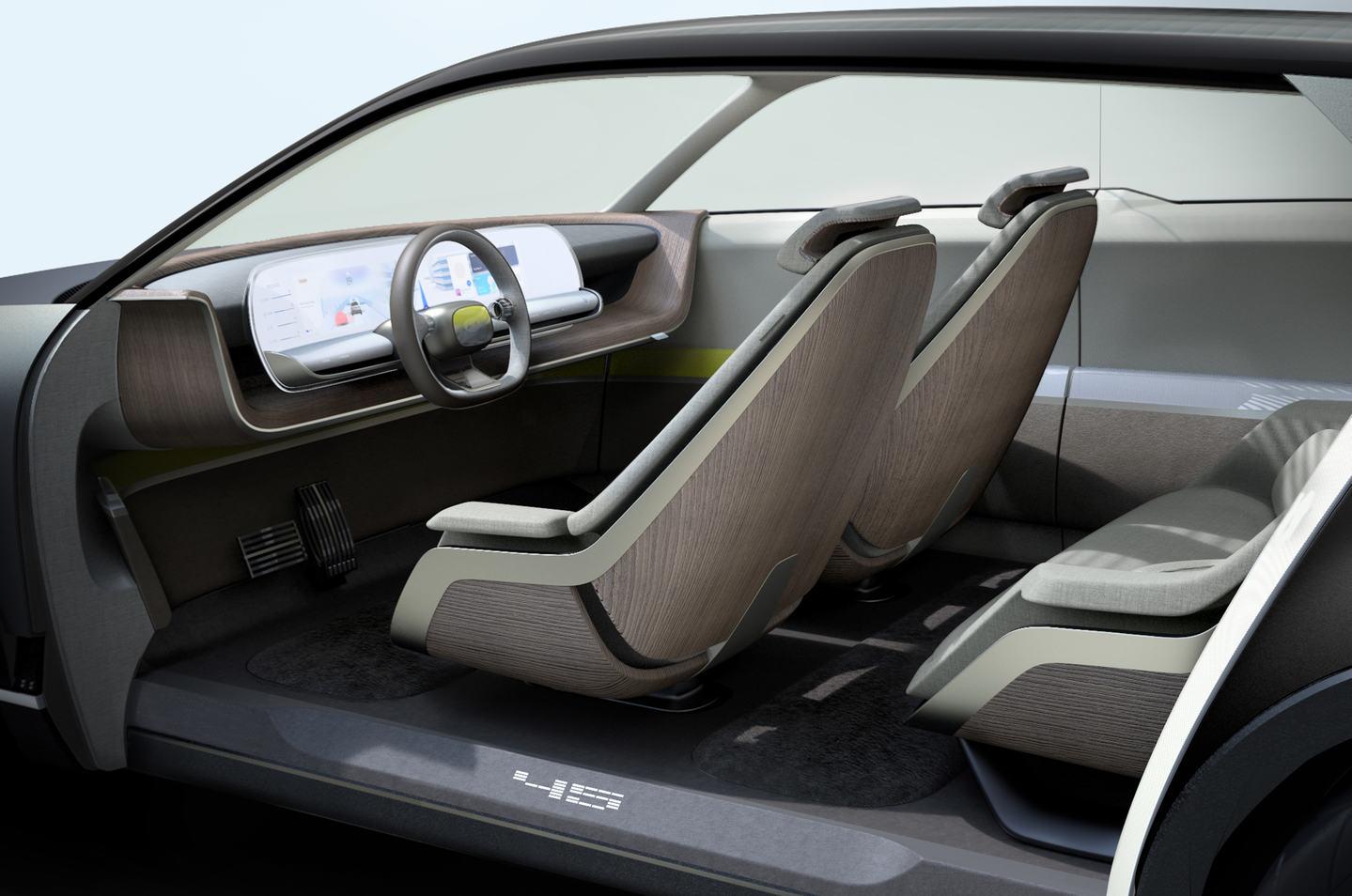 "Hyundai модель ""45"" 2019"