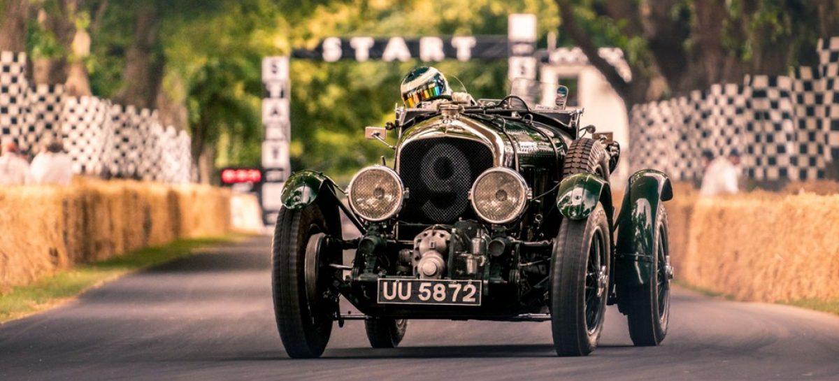 Вторая жизнь гоночного Bentley Team Blower 1929 года