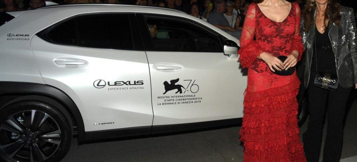 Новый компактный кроссовер UX от Lexus