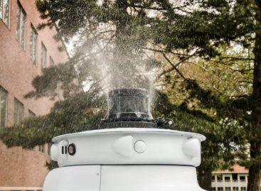 Ford разработал систему защиты сенсоров беспилотных автомобилей от насекомых