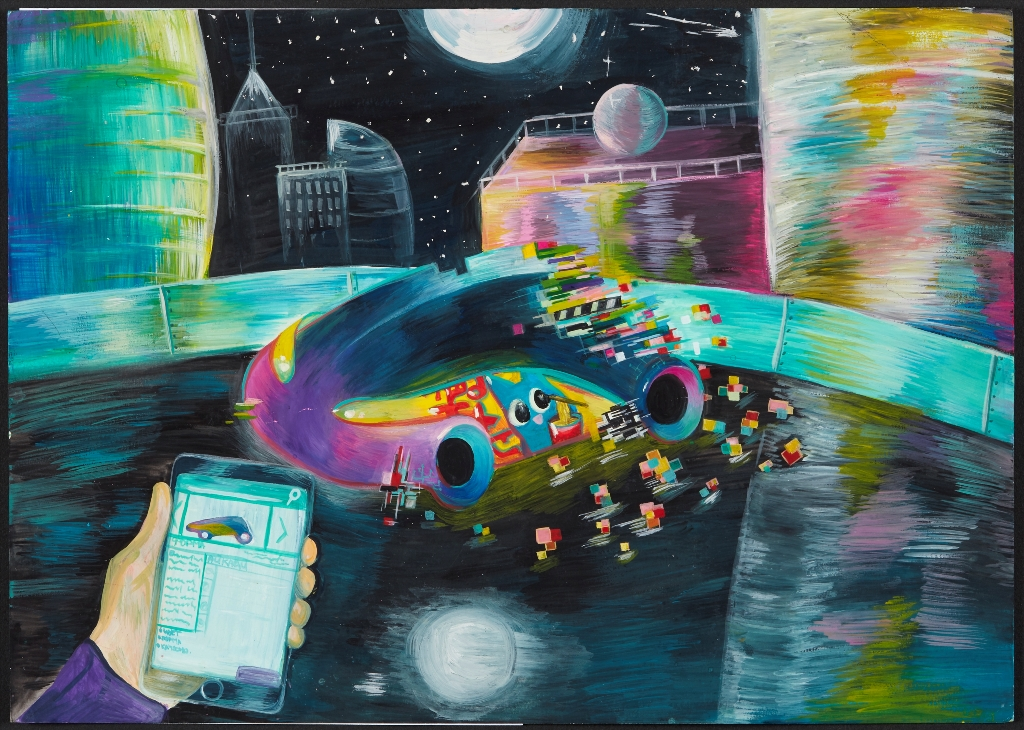 Toyota и детский конкурс «Автомобиль мечты» 4
