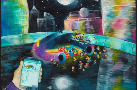 Toyota и победители детского конкурса «Автомобиль мечты»