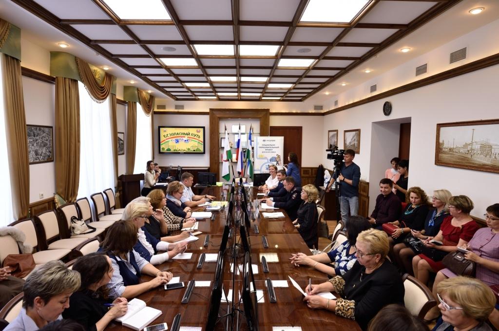 Республика Башкортостан присоединилась к проекту компании Hyundai «Безопасная дорога»
