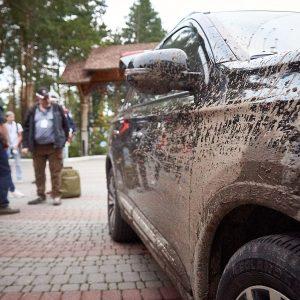 В России представлен 7-местный Outlander, который мы одними из первых испытали на дорогах Рязанской области