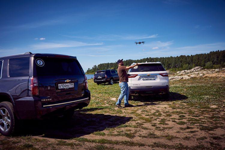 Дмитрий Макаров дрон Chevrolet Tahoe 2019 челябинская область