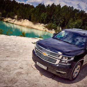 Chevrolet делает предновогоднее спецпредложение на внедорожники Tahoe