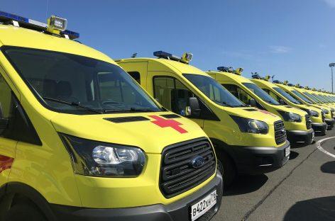Ford поставит автомобили Министерству здравоохранения Республики Татарстан