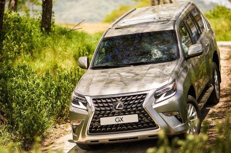 Обновленный Lexus GX 460 доступен в России