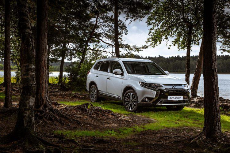 Тест-драйв Mitsubishi Outlander Рязань август 2019