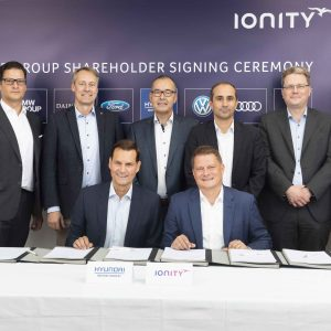 Компания Kia Motors объявляет об инвестициях в IONITY