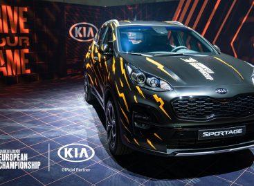 KIA Motors выступила партнером компьютерной игры League of Legends
