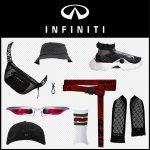 INFINITI создала собственную коллекцию одежды для Instagram