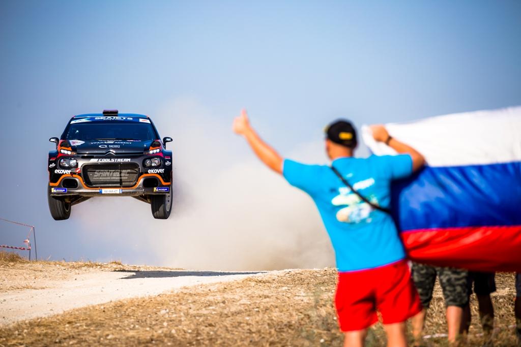 На Кипре завершился седьмой этап чемпионата Европы по ралли