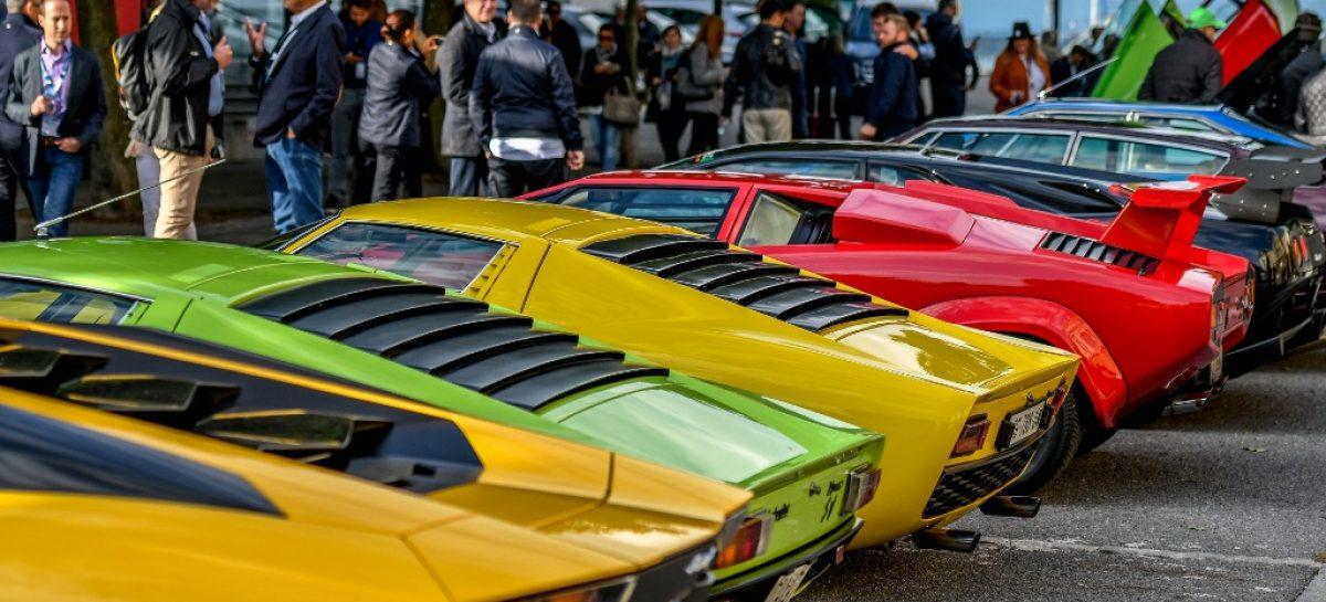 В Венеции и Триесте пройдет второй конкурс элегантности Lamborghini & Design