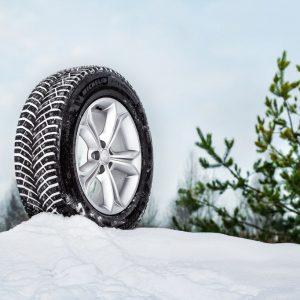 Новая зимняя шина MICHELIN X-Ice North 4 SUV для кроссоверов и вседорожников