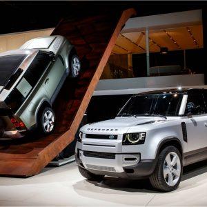 Долгожданная премьера от Land Rover