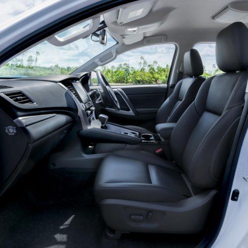 Mitsubishi Pajero Sport 2019 Tailand