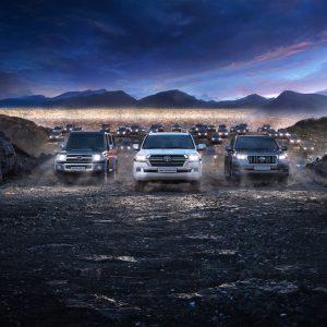Продажи Toyota Land Cruiser в мире преодолели рубеж в 10 миллионов автомобилей