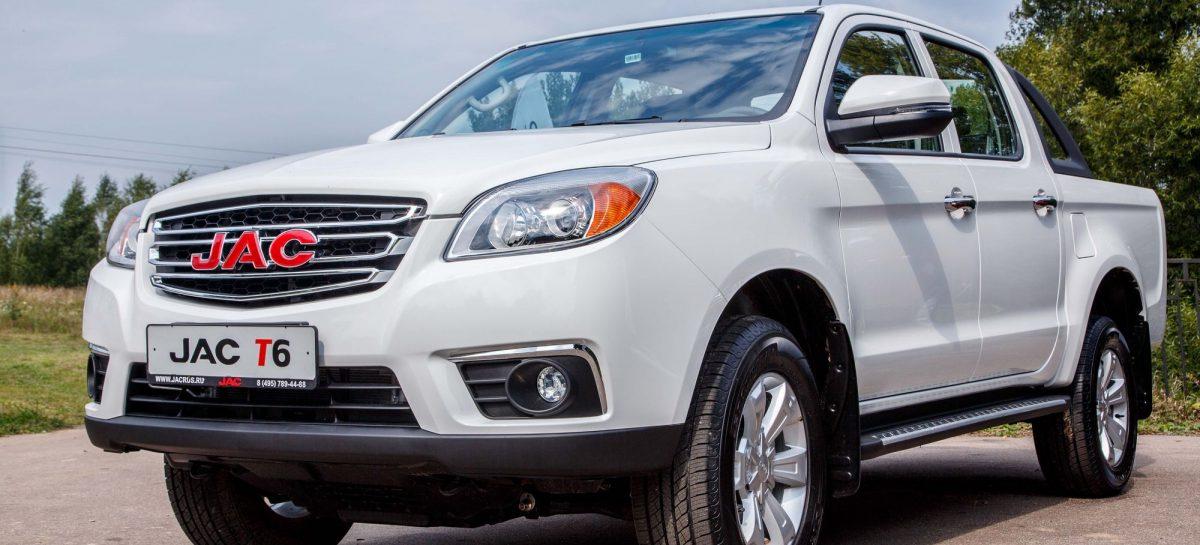 Список официальных представителей JAC Motors пополнили еще 5 автоцентров