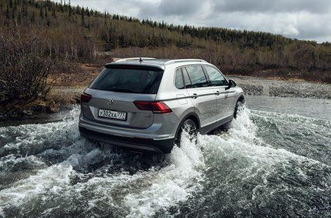 Volkswagen Tiguan Winter Edition – автомобиль для холодного времени года