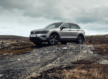 Специальные предложения от Volkswagen на популярные модели Tiguan