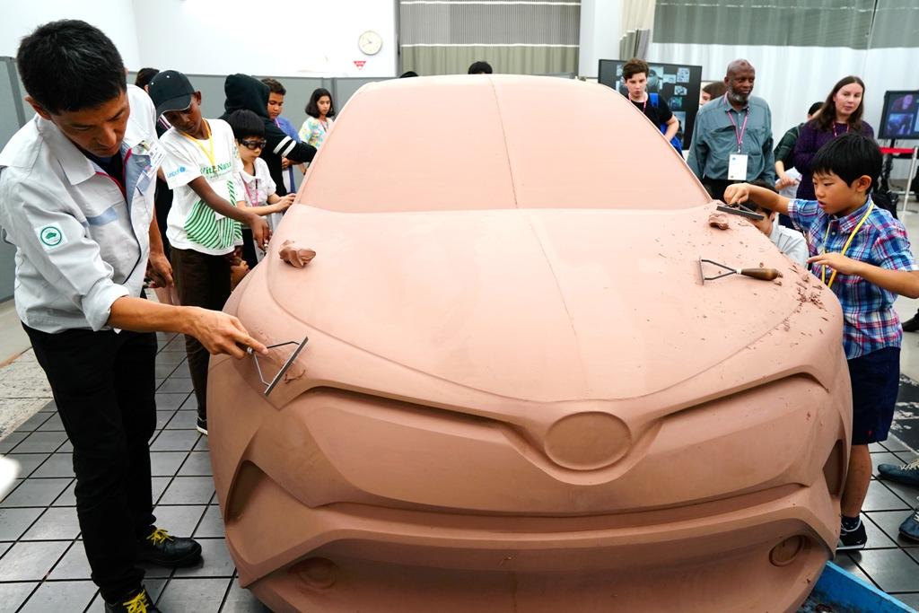 Toyota и детский конкурс «Автомобиль мечты» 3