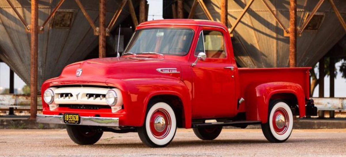 Продается 66 – летний пикап от Ford