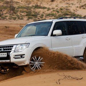 Внедорожник Mitsubishi Pajero отправят на пенсию