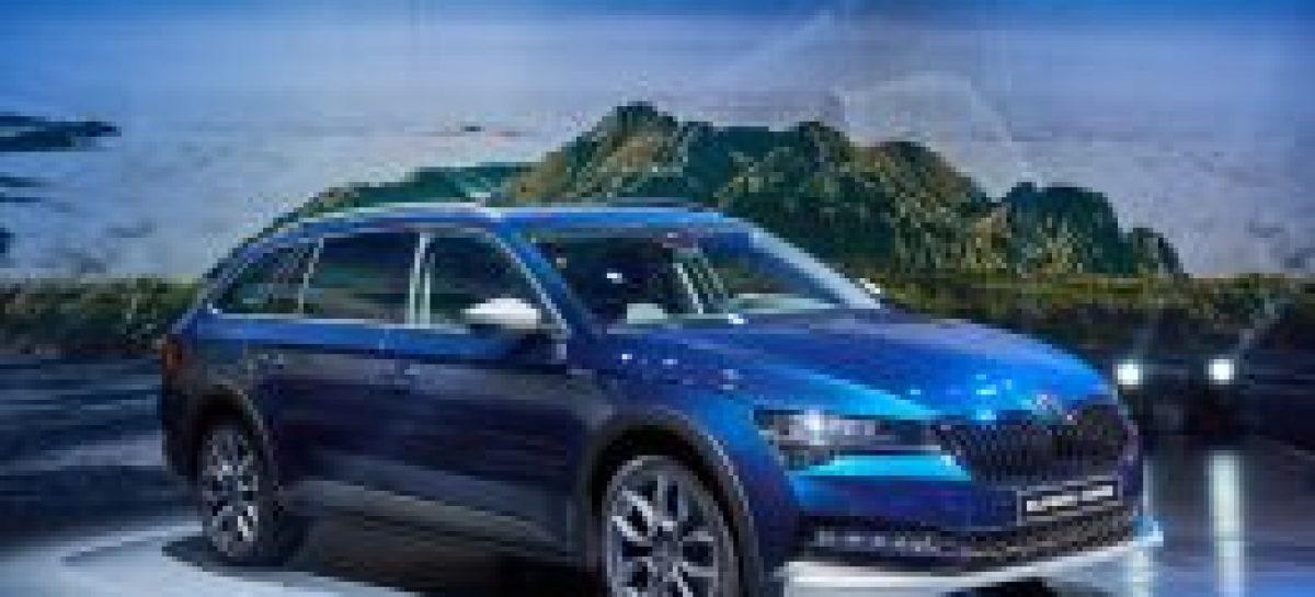 Новая линейка электроавтомобилей Skoda