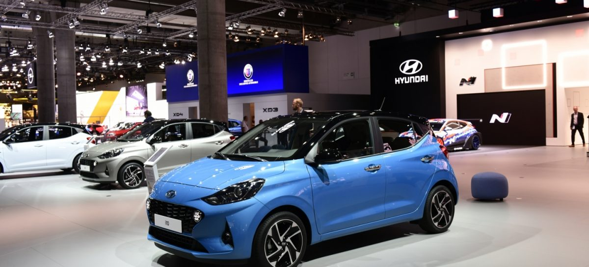 Последнее поколение автомобиля класса А от Hyundai – модель i10