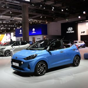 Последнее поколение автомобиля класса А от Hyundai - модель i10