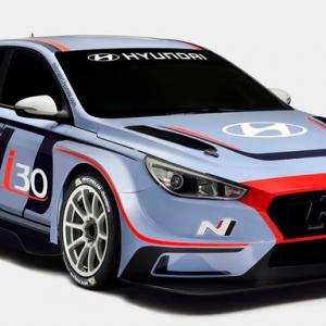 Гонщик на Hyundai i30 N TCR выиграл Чемпионат России по кольцевым гонкам