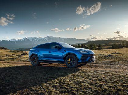 Lamborghini Urus на Алтае 2019
