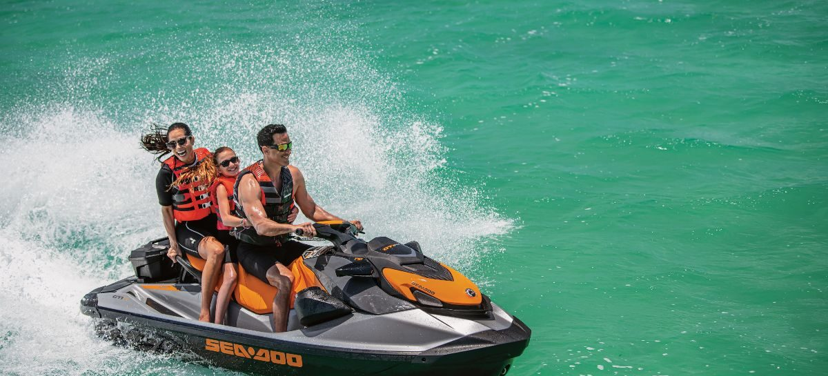 Новая платформа Sea-Doo будет доступна на большем количестве моделей гидроциклов