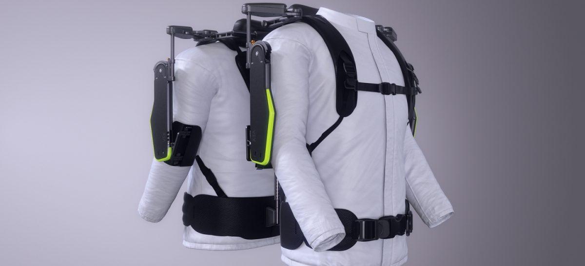Hyundai разработала экзоскелет VEX для рабочих конвейера