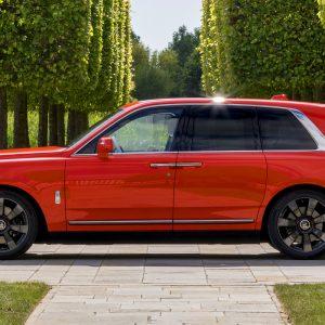 ОТТС досрочно раскрыл информацию на кроссовер Rolls-Royce Cullinan