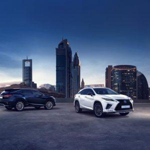 Начался прием заказов на обновленный Lexus RX
