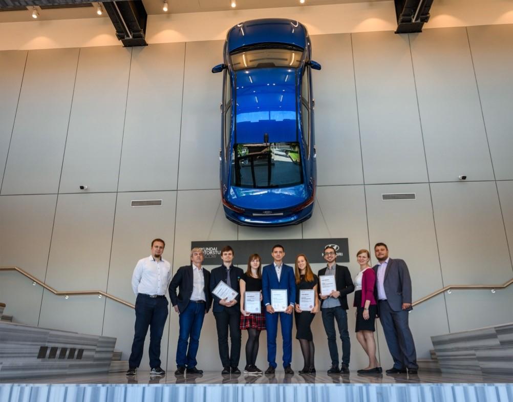 Hyundai отправила студентов «Московского политехнического университета» на стажировку в Южную Корею