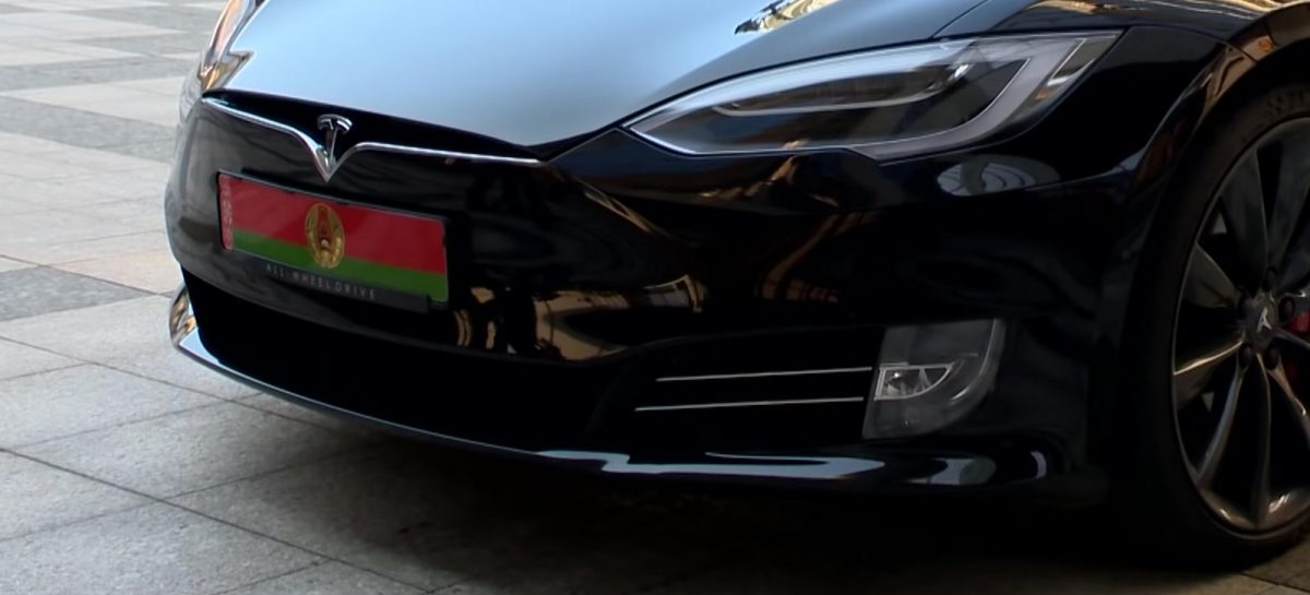 Подарили Tesla или не подарили?