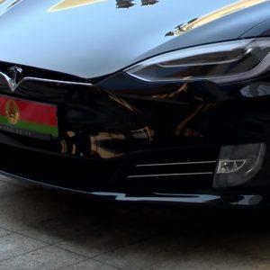 Александр Лукашенко приедет на презентацию белорусского электромобиля на Tesla