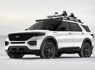 Восемь спецверсий вседорожников от Ford