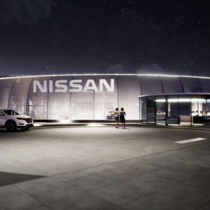 Nissan планирует открыть новую интерактивную площадку