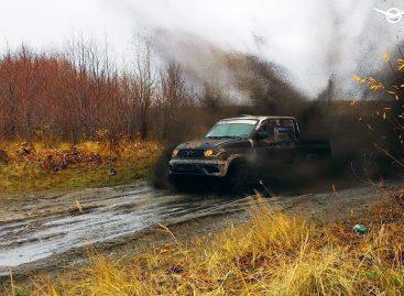 Заводские пилоты УАЗ вошли в тройку сильнейших по итогам ралли-рейда «Симбирский тракт»