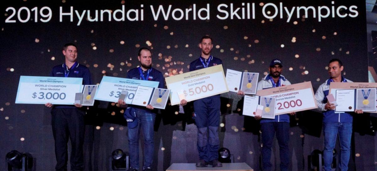 Итоги Международной Олимпиады технических специалистов Hyundai