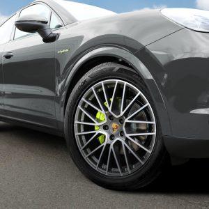 Обновленная версия шин класса UHP от Hankook специально для Porsche
